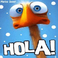 ¡Hola, Paso a Saludarte!