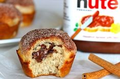 <b>The best part of waking up is (obviously) Nutella.</b>