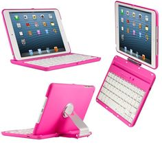 36.28$  Buy now - http://ali799.shopchina.info/1/go.php?t=32816918873 - For Ipad mini 360 degree rotation can be stretched wireless Bluetooth keyboard with back shell foreign trade explosion 36.28$ #magazine