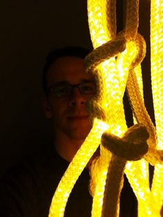 Christian Haas - Rope Lamp 260