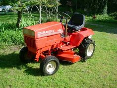 used riding lawn mowers eBay