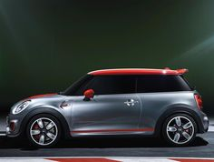 Mini John Cooper Works Concept revealed 9