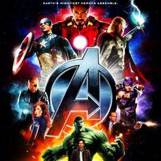 #Avengers Movie Poster