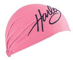 Harley-Davidson® Women's Pink Crystal Harley Headwrap 99432-12VW