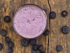 BLUE MONDAY SMOOTHIE RECIPE