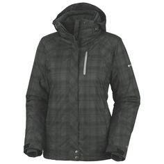 Columbia Sportswear Whirlibird Interchange Omni-Heat® Ski Jacket-Insulated, 3-in-1