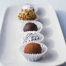 Peanut Butter Truffles - 3 ingredients