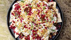 Nigella Lawson's beef and aubergine fatteh recipe | The Sunday Times Magazine | The Times & The Sunday Times