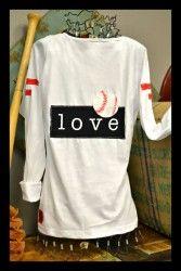 Love Baseball - G Wear, LLC