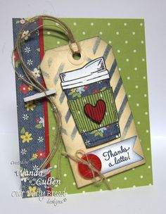 Stamps - North Coast Creations Warm My Heart