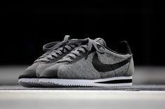 Nike Classic Cortez TP Tumbled Grey - 749654-002