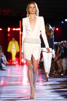 Alexandre Vauthier Fall/Winter 2014/2015 Haute Couture