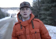 "Young Martin Freeman | Martin Freeman, ""Fargo"""