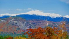 Mt. Washington -  Holly Reville Photography
