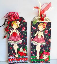 Meet the Twins by parknslide - Cards and Paper Crafts at Splitcoaststampers