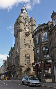 Hawick, Escocia
