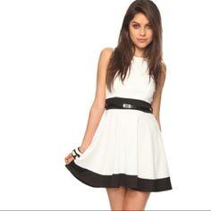 Forever 21 colorblock dress
