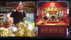 Sarona Market opens in Tel Aviv. (Photo: SaronMarket Instagram)