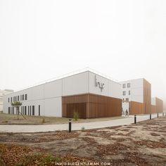 LIRYC | D.A Architectes | Bordeaux, France