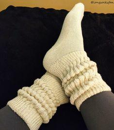 Thigh High Socks, Thigh Highs, Loose Socks, Slouch Socks, Leg Warmers, Fingerless Gloves, Sexy, Clothes, Fashion
