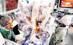 Vancouver General Hospital Foundation,   Photo by Kent Kallberg, Kent Kallberg Studios http://www.kallbergstudios.com/  Vancouver, BC, Canada #photography #photographer #Vancouverphotographer #Vancouver  #VGH #Hospital #Operation #Operate #Doctor