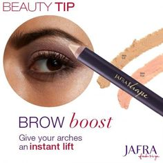 Get a virtual brow lift with this must-have JAFRA product! Ask me for details. http://jafra.me/4bph