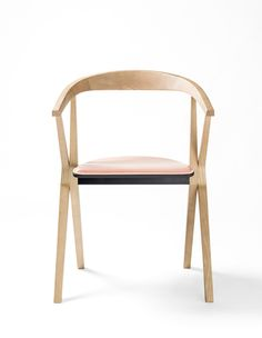 Fabulous folding and stacking chair. Chair B I Konstantin Grcic - AJAR furniture and design