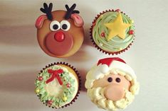 Christmas Cupcake Decorating Workshop-CityofMelbourne