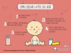 Cuidado piel del bebé