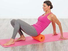 Cellulite bekämpfen mit einer Faszienrolle - das geht mit dem Anti-Cellulite-Rollout!