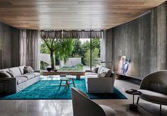Australian Interior Design, Interior Design Awards, Best Interior Design, Royal Oak Floors, Melbourne, Timber Panelling, Patio Interior, Wooden Ceilings, Design Blogs