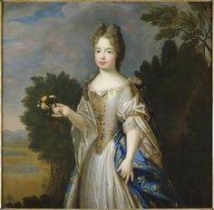 Marie Adelaide, Dauphine of France.