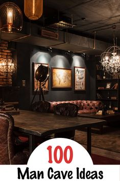 Steampunk Man Cave Ideas - Steampunk has an awesome community and more than that, an awesome industrial design! Building a ste - Man Cave Shed, Man Cave Room, Man Cave Basement, Man Cave Diy, Man Cave Home Bar, Man Cave Garage, Cool Man Cave Ideas, Men Cave, Garage Bar