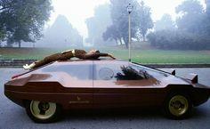 Lancia Sibilo (Bertone), 1978 - Photo: Rainer W. Schlegelmilch