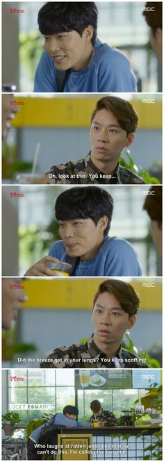 Crazy in love, Lucky Romance
