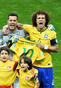 Brazil vs Germany  Semi final ... World Cup 2014 1-7