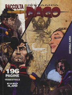 Fumetti EDITORIALE AUREA, Collana DAGO RISTAMPA RACCOLTA