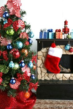 Hit the Clearance Row for Doll Size Tree Decor for Next Year! - Doll It Up