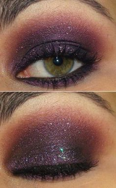I wish I looked like THIS and not like a dang clown when I try to put on eye make-up! I'm awfully challenged at doing my make-up Pretty Makeup, Love Makeup, Beauty Makeup, Makeup Looks, Hair Beauty, Pretty Eyes, Beautiful Eyes, Color Uva, Eye Color