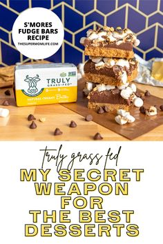 AD: Great quality ingredients make the difference for every single recipe. That's why I always #choosetruly butter. Click on the link to find Truly Grass Fed products near you. #pairswithyou Single Recipe, Thanksgiving Favors, Cake Tower, Mini Pies, Party Desserts, Trifle, Dessert Ideas, Fudge