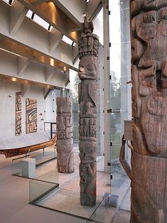 Museum of Anthropology at UBC, Vancouver, Canada...my favorite museum I have ever been to and I've been to lot's!
