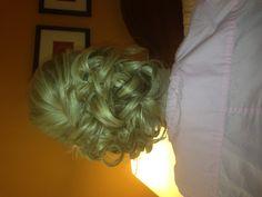 Bridesmaid Upstyle By Kara Williams Decatur Illinois