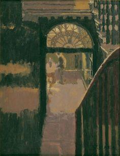 Walter Richard Sickert (1860–1942), Whistler's Studio, c.1915-17.