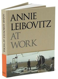 Annie Leibovitz At Work. My review of this here: http://megshadow.blogspot.com/2013/03/annie-leibovitz-at-work-book.html