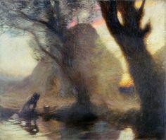 Sir George Clausen, 'Dawn'