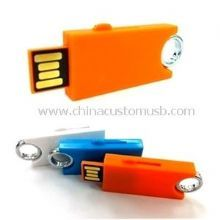 plastic usb flash disk