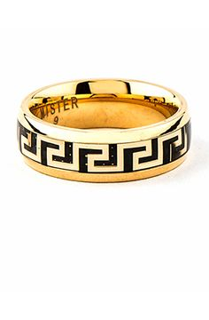 The Maze Ring 9 by Monsieur