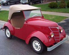 Golf cart?