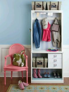 Small space solutions - Love it!