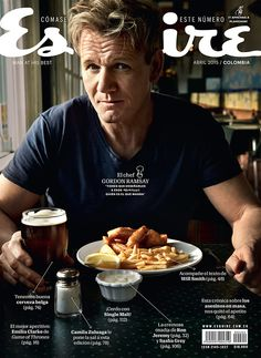 Abril 2015: Gordon Ramsay